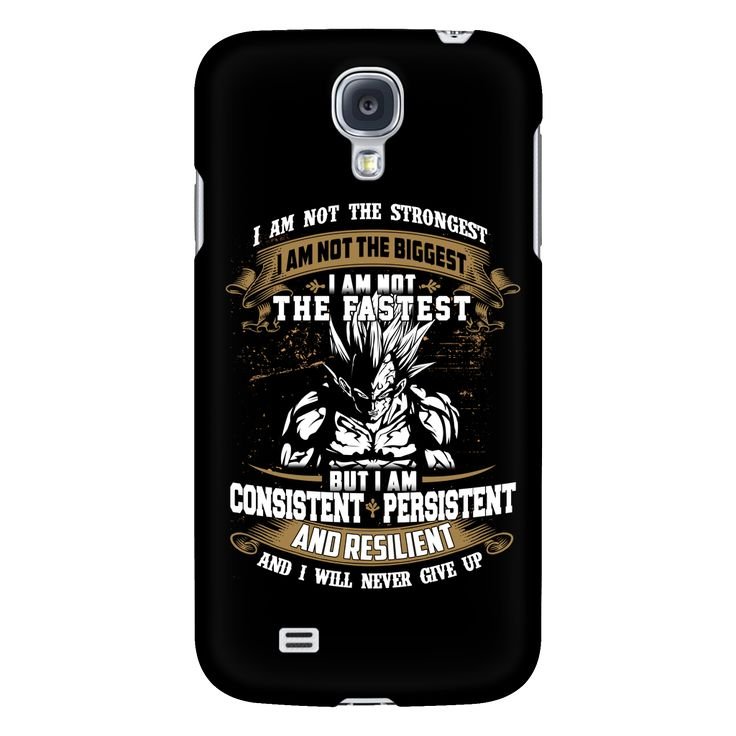 Super Saiyan - I m Not The Strongest , I m Not The Biggest , I m Not The Fastest - Android Phone Case - TL01281AD