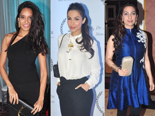 Tuesday With the Stars: Lisa, Malaika, Juhi http://movies.ndtv.com/photos/tuesday-with-the-stars-salman-lisa-malaika-19208