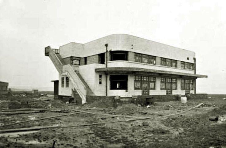 Yeadon Airport 1939