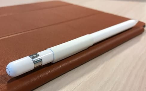 Bricolage : un support d'Apple Pencil pour la Smart Cover   iGeneration