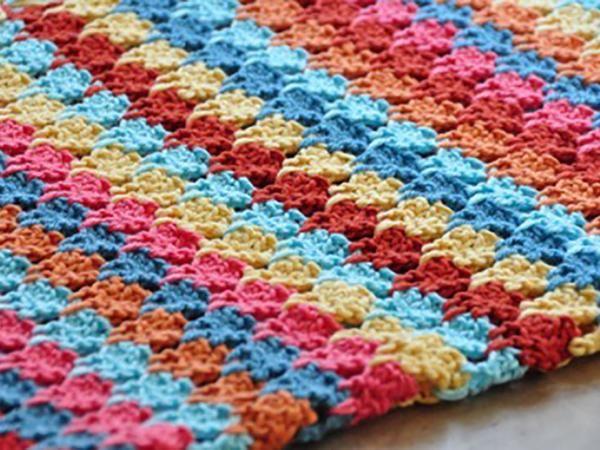 Larksfoot Blanket Crochet Kit And Pattern In Stylecraft Yarn Crochet Kit Crochet For Beginners Blanket Crochet Blanket