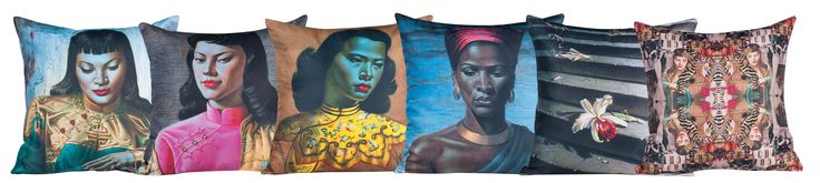 More than 20 cushion cover options. How many do you have in your collection?