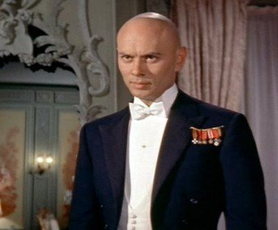 Image result for yul brynner dr. no