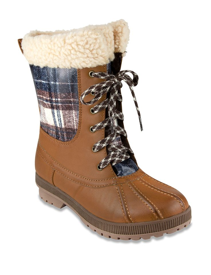 Shop today for London Fog Swanley Snow Boots & deals on Mid Calf ...