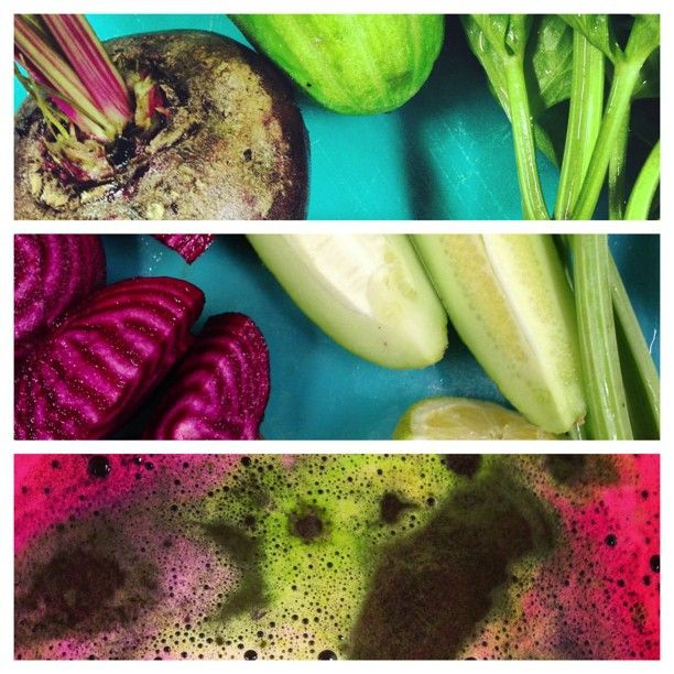 ‎#juicing 3 steps! ‎#beet ‎#celery ‎#barattieri ‎#lemon by https://www.facebook.com/chefvitocortese