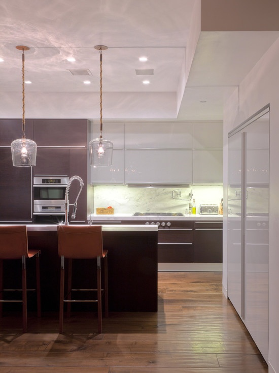 TriBeCa Loft - modern - kitchen - new york - CCS ARCHITECTURE