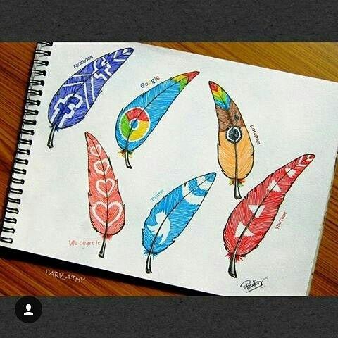 Dibujos a color