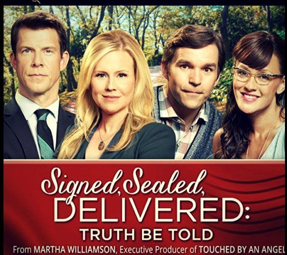 Signed Sealed Delivered, Hallmark Movies, Real