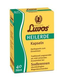 Heilerde Luvos kapseln - hilft wirklich gegen Sodbrennen, ich nehme das aber auch noch um meinen Magen/Darm ein wenig zu entsäuern. Bin sehr zufrieden!
