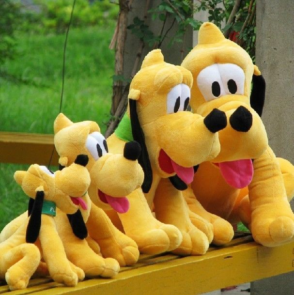Cute Goofy Dog Plush Toys Animal Stuffed Doll Toys Children Kids Toys Gift New #Unbranded