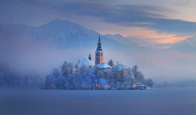 The Magic of Bled Island © Dan Briski