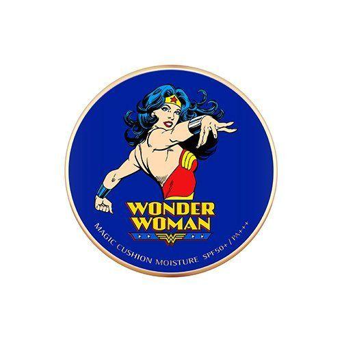 MISSHA Wonder Woman M Magic Cushion Moisture #21 or #23 [Limited Edition] (#23). MISSHA Wonder Woman M Magic Cushion Moisture #23. #23. Magic Cushion. Moisture.