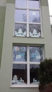 výzdoba oken v mš zima ile ilgili görsel sonucu