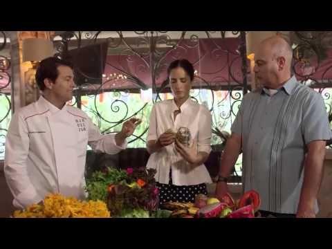 ▶ DISCOVERY CHANNEL – Un viaje por los sentidos por Carolina Herrera de Báez – Episodio 2 - YouTube