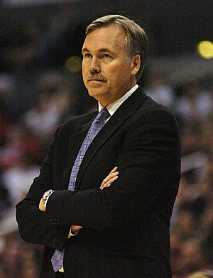 Happy Birthday: Mike D'Antoni  1951 - Mike D'Antoni is an Italian-American former basketball player and head coach. While head coach of the NBA's Phoenix Suns, he won NBA Coach of the Year honors for the 2004–05 NBA season after the Suns posted 33 more wins than the previous season. D'Antoni, who holds American and Italian dual citizenship, is known for his expertise in facilitating a fast-paced offense-oriented system.  keepinitrealsports.tumblr.com  keepinitrealsports.wordpress.com