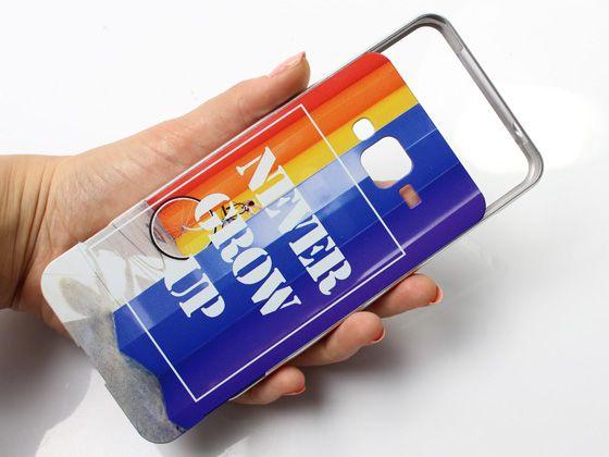 #nevergrowup Etui Bumper Fantastic dedykowane dla Samsung Galaxy Grand Prime:)