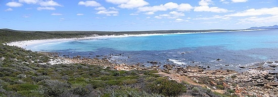 Fitzgerald National Park (between Bremer Bay and Hoptoun), Point Anne