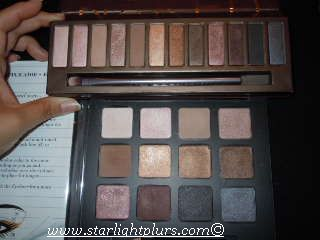 """pinner posted: """"Dupe for Urban Decay Naked Palette: Elf Cosmetics Beauty Book Neutral Eye Edition"""" GENIUS!"""