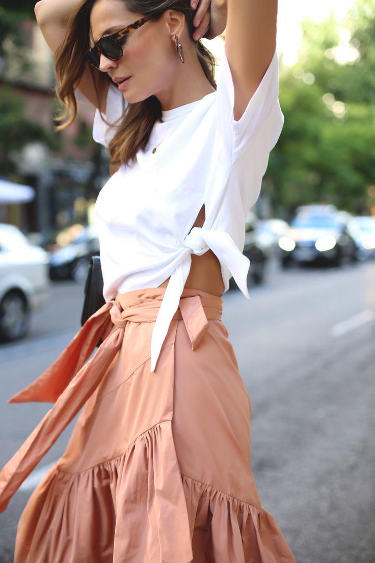 Boho skirt looks - Lady Addict http://stylelovely.com/ladyaddict/2016/06/boho-skirt