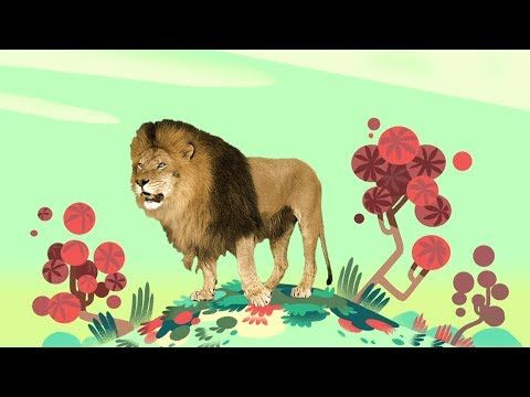 """Animal Songs: """"You Gotta Love a Lion,"""" by StoryBots"""
