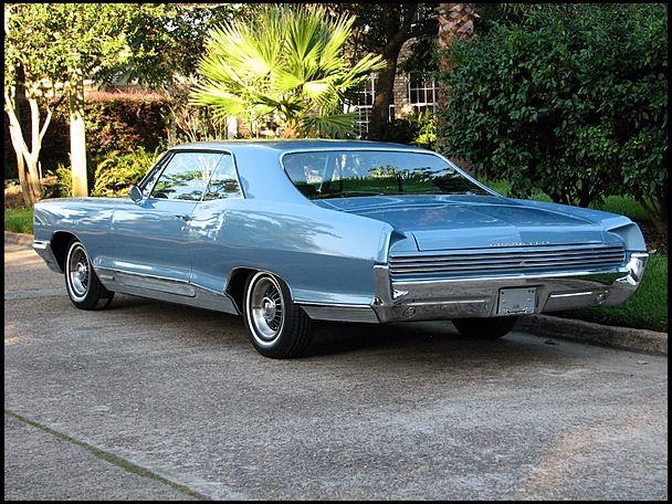 1966 Pontiac Grand Prix  389 CI