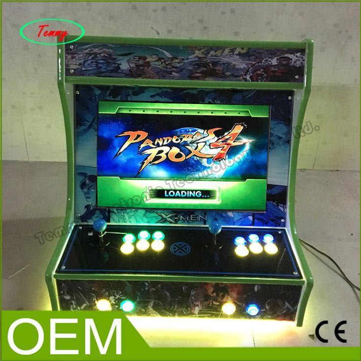 22 inch LCD X-MEN Mini arcade game machine use pandora box ...