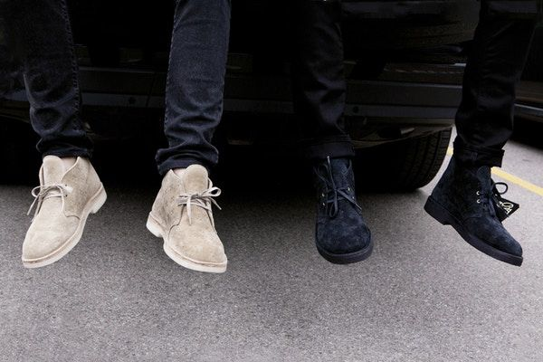A Closer Look at the OVO x Clarks Originals Desert Boot