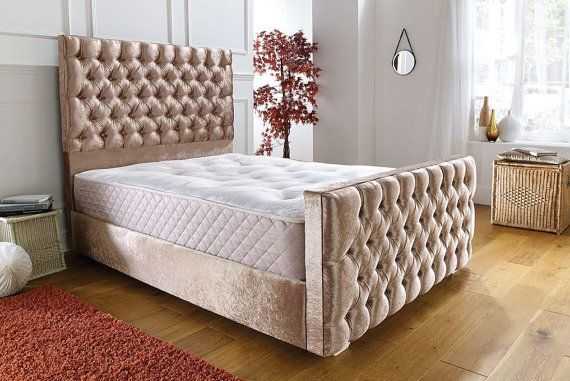 chesterfield bedframe