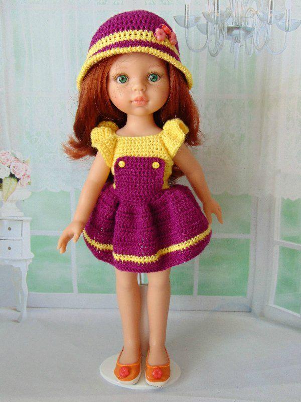 Мои наряды для паолочек. Труды последних недель / Paola Reina, Паола Рейна / Бэйбики. Куклы фото. Одежда для кукол