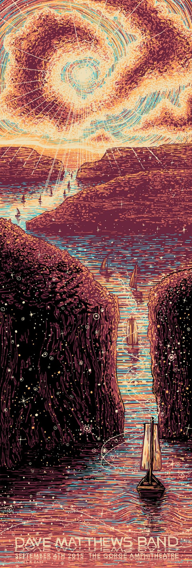 Dave Matthews Band - James R Eads - 2015 ----