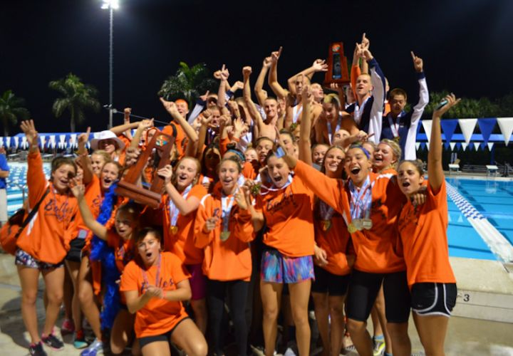 Bolles Sweeps Florida 1A High School Titles - Swimming World News