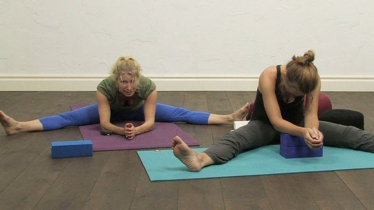 Esters 60 min yin yoga class for the spine is one of my