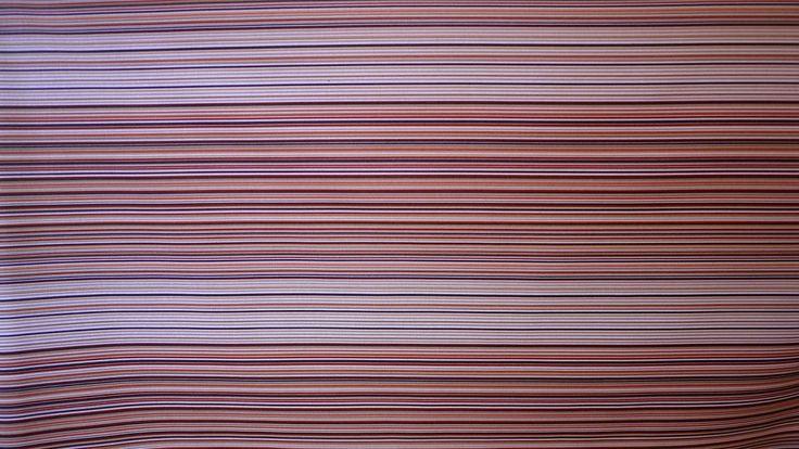 Tekstil voksdug med striber 139 kr pr. meter www.skumhuset.dk