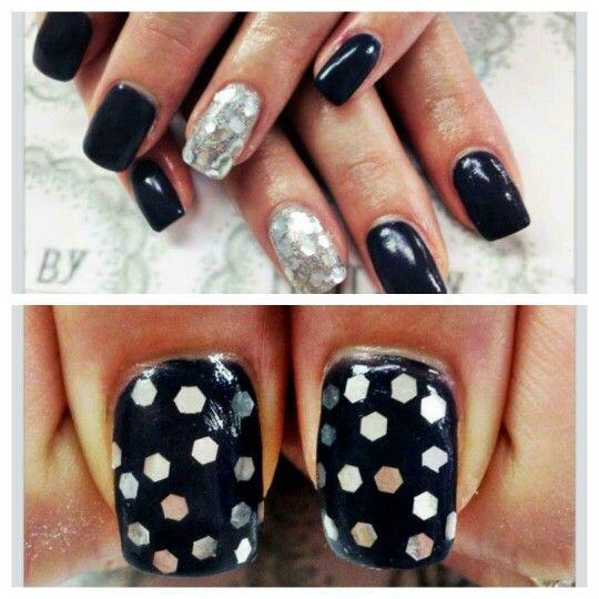 Winter nails - jan 2015
