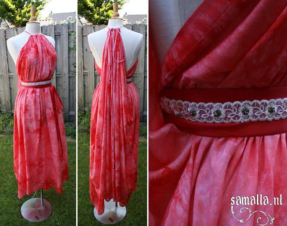 Shea Handmaiden / Grecian Dress  READY TO SHIP  one