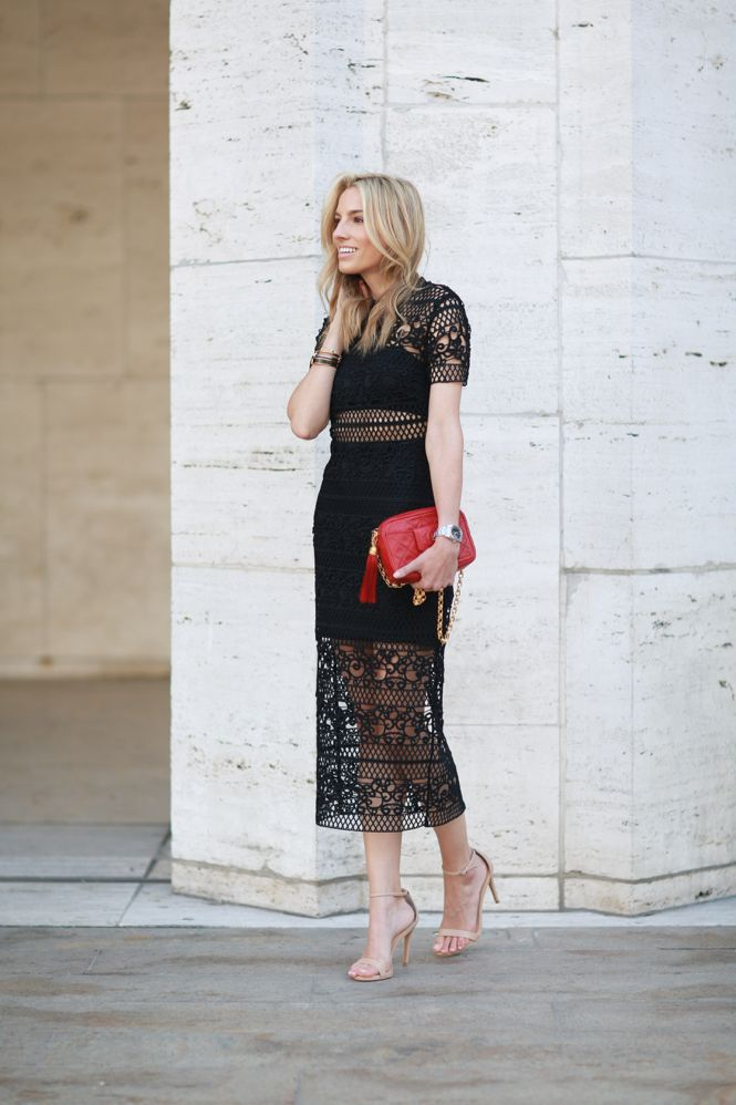 Perfect going-out dress