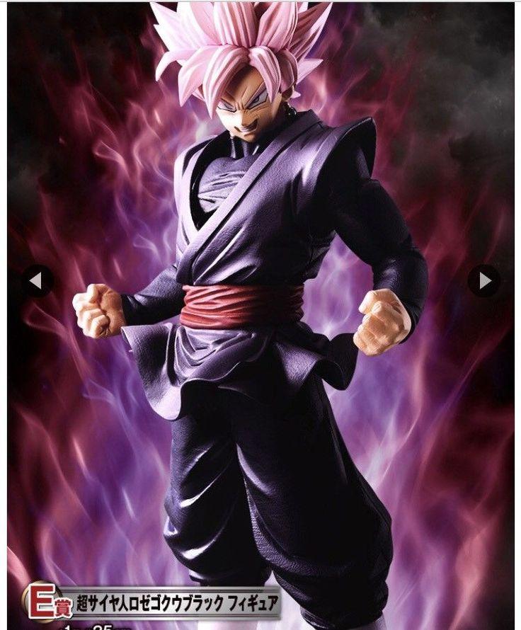PRE-ORDER Dragon Ball Super Saiyan Black Goku Xeno Banpresto Ichiban Kuji Figure #Bandai