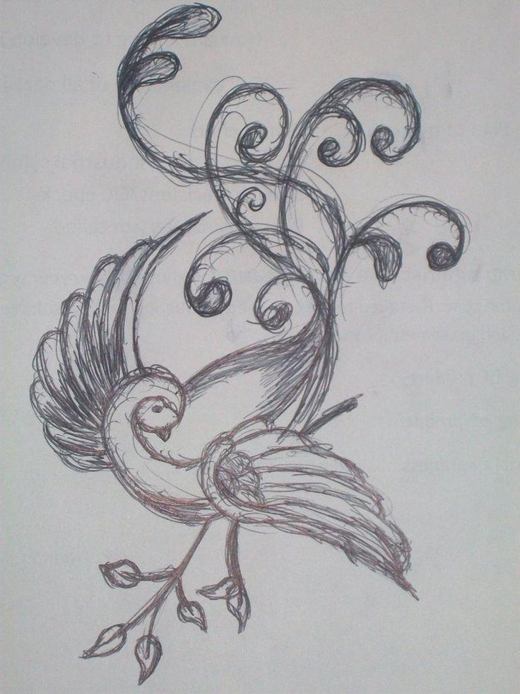 121 Best Aves Desenhos E Imagens Birds Drawings And
