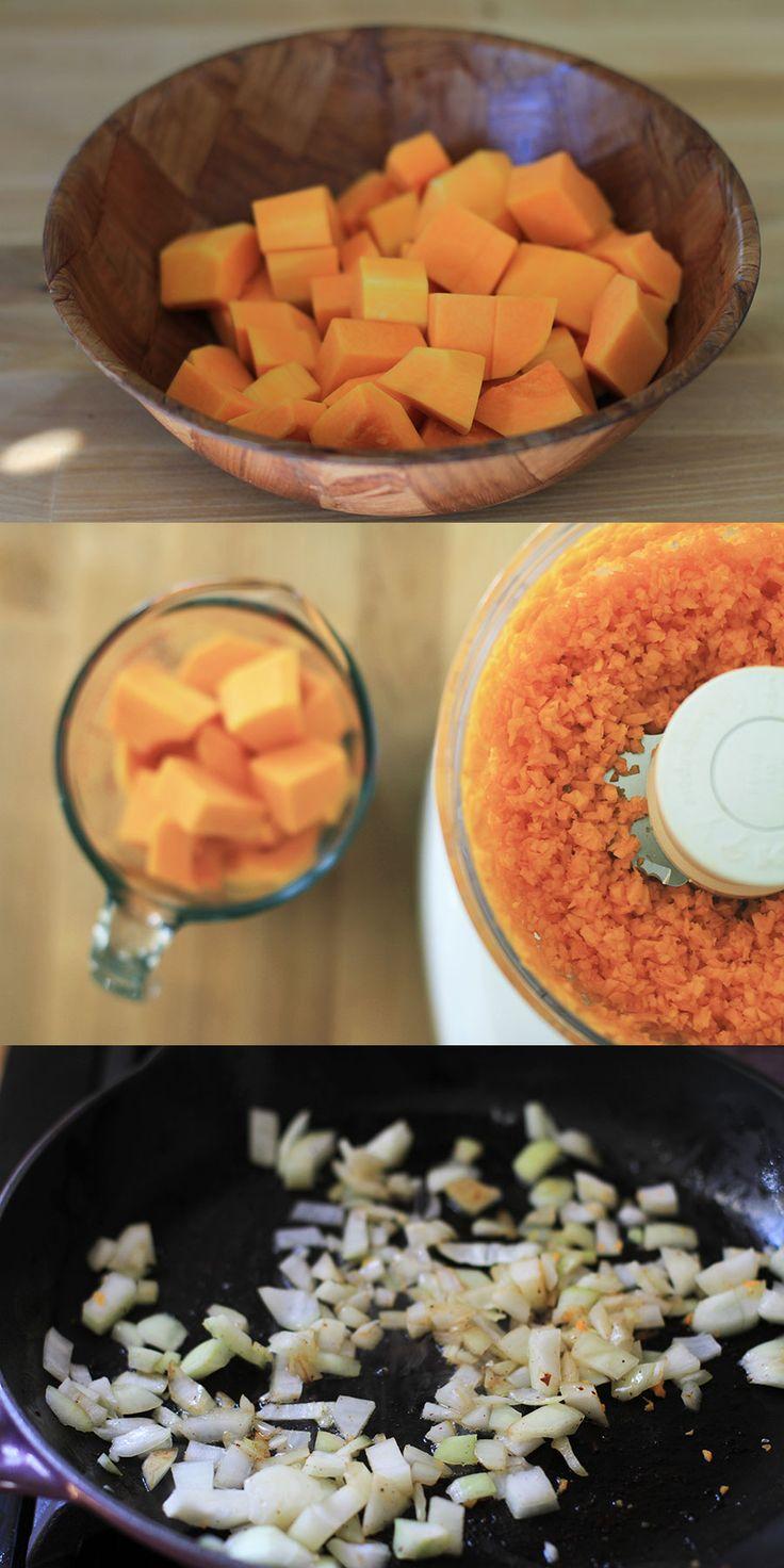 Butternut Squash Risotto | Autoimmune Paleo http://autoimmune-paleo.com/butternut-squash-risotto/