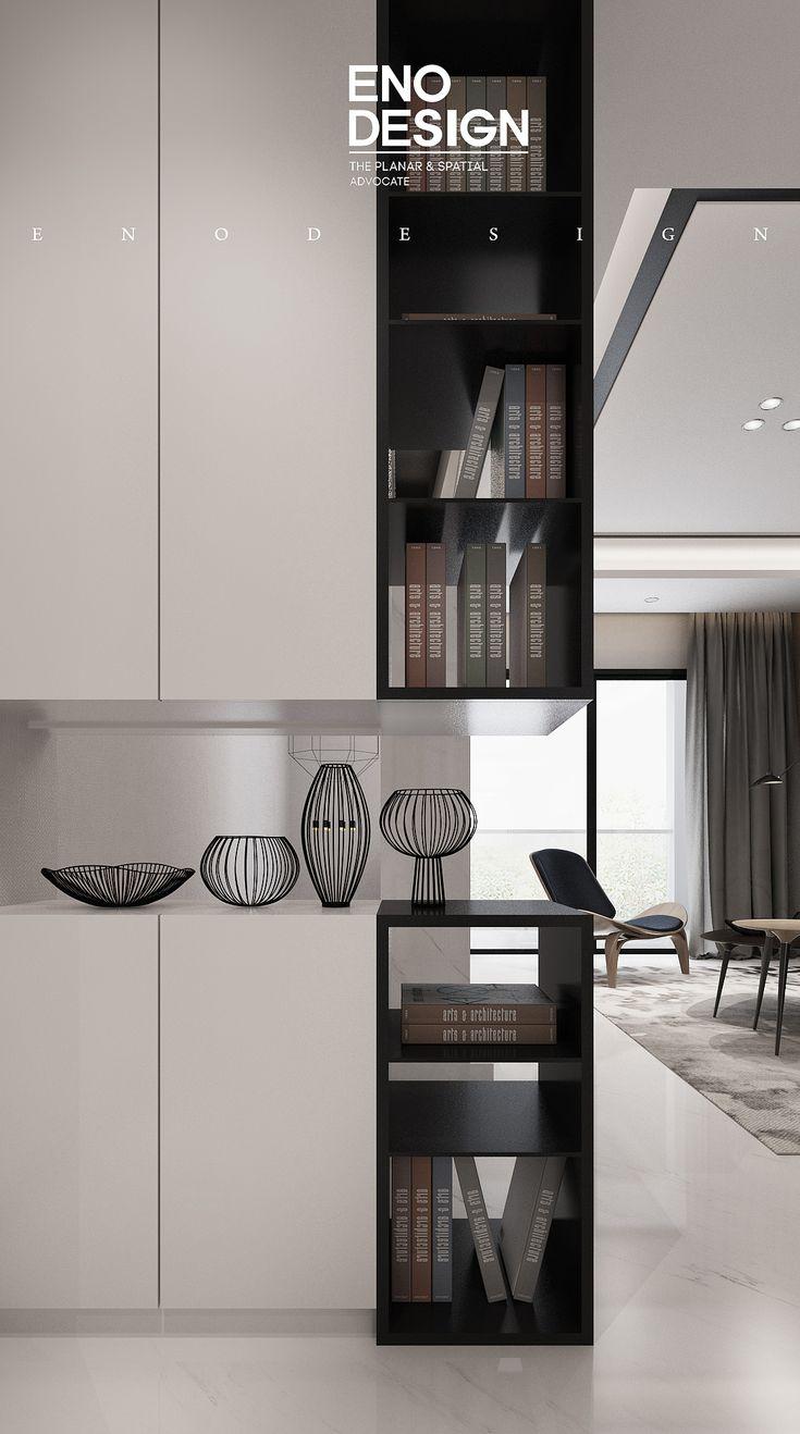 黑白灰有黑白灰的格调|空间|室内设计|许智超 - 原创作品 - 站酷 (ZCOOL)