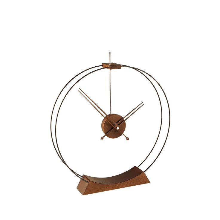 relojes nomon aire un reloj elegante de sobremesa no te pierdas el nuevo reloj