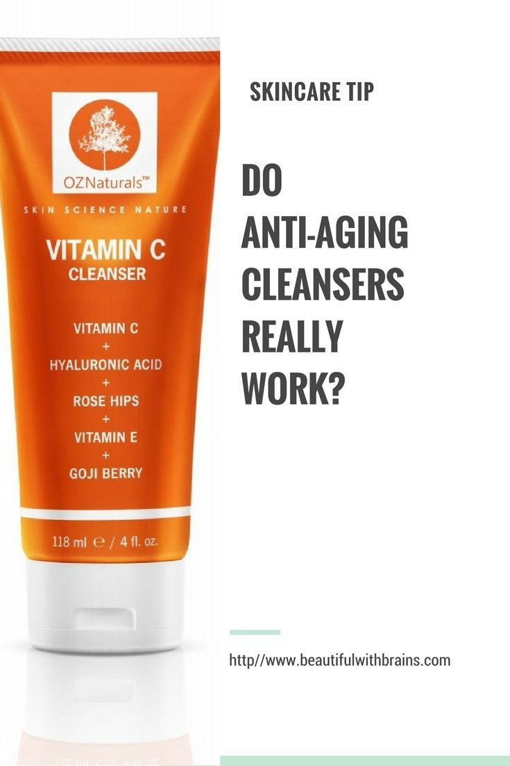 1f0a5c5aceb Do Anti-Aging Cleansers Work