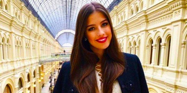 Яна Добровольская «Мисс Мира 2016»