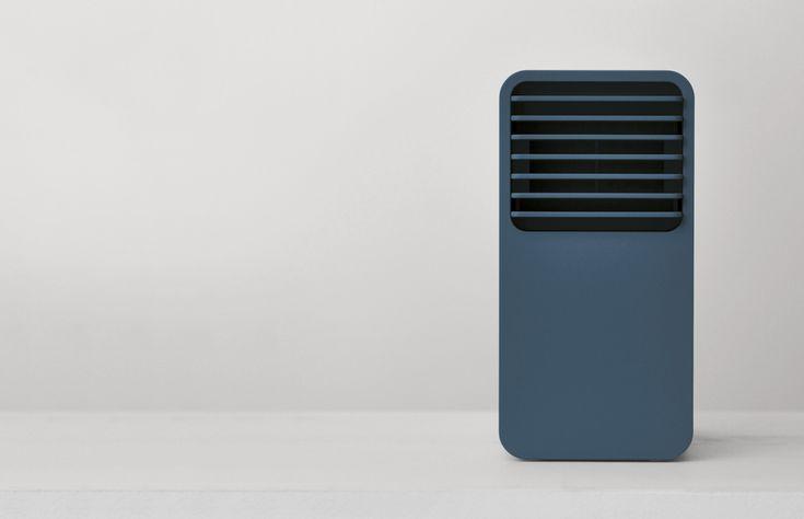mini ceramic fan heater | miyake design (±0)