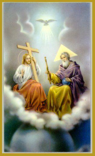 IMAGENES RELIGIOSAS: Santísima trinidad