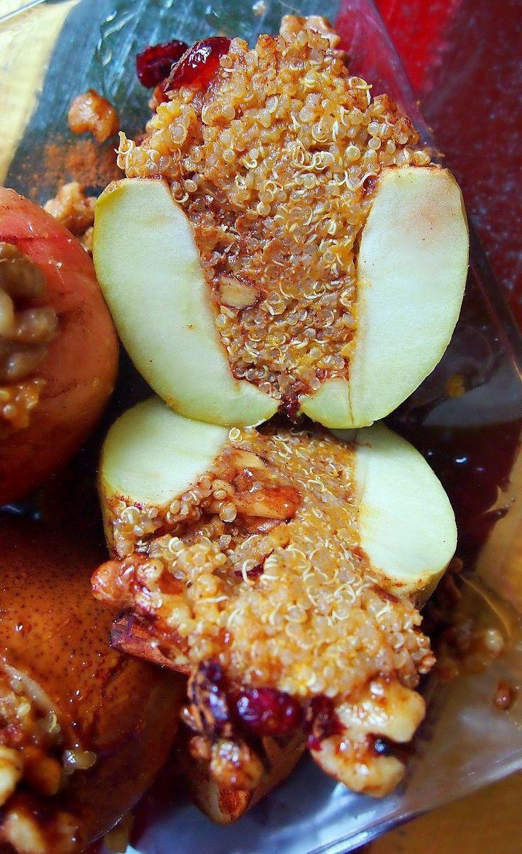 ... Baking, Baking Apples, Apples Pears, Quinoa Cinnamon, Pumpkin Quinoa