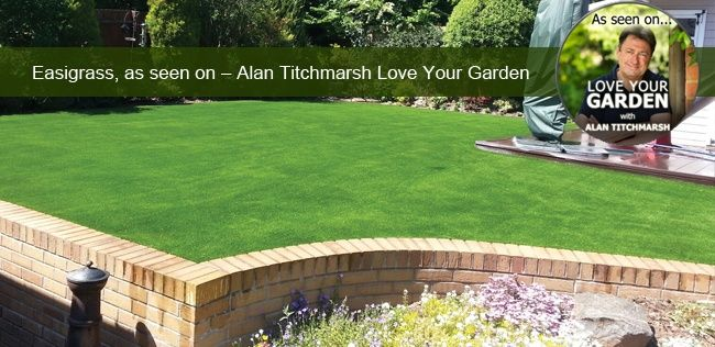 Artificial Grass Suppliers & Installers - Easigrass.  Very excited about my new lawn!!