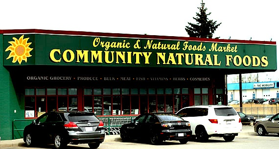 Community Natural Foods Healthy Natural And Organic Products Calgary Ab