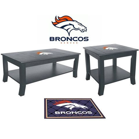Ordinaire [[start Tab]] Description Show Your Broncos Spirit And Pride By Having Your  Teamu0027s Logo Displayed On The Denver Broncos Table Set.