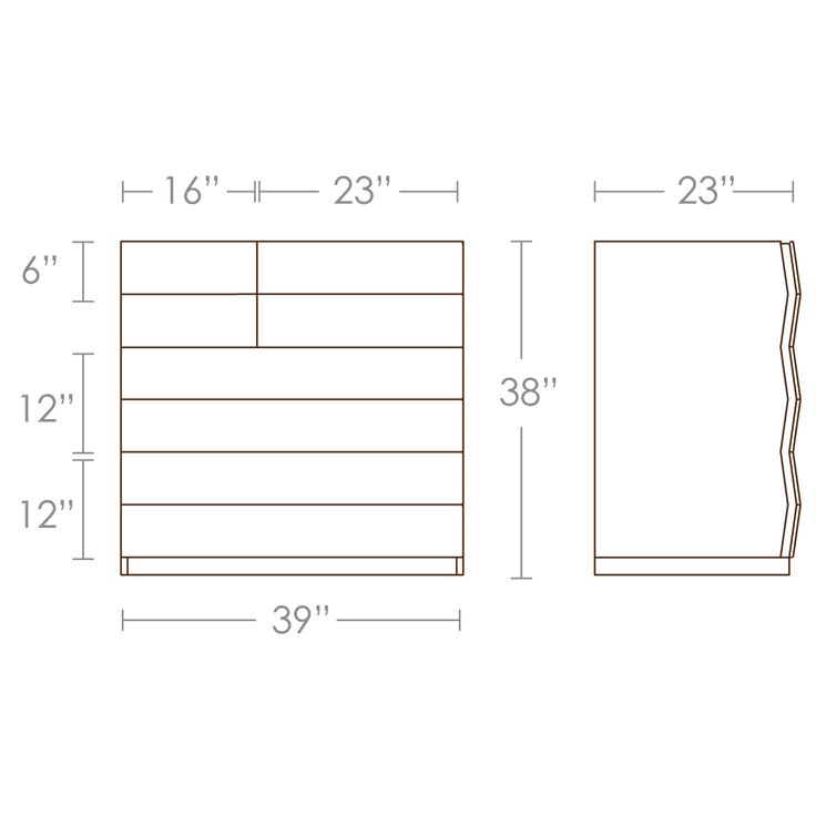 Dresser Dimensions modren dresser dimensions for design